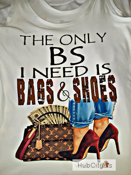 Bags and Shoes shirt
