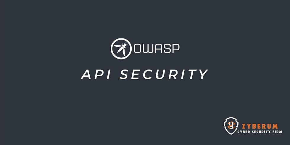 API Security - Divide & Conquer