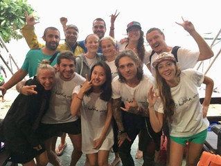 PADI Instructor Development Course IDC - Dezember 2016, Koh Tao, Thailand