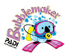 PADI Bubble maker Programm