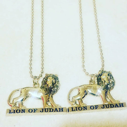 Lion of Judah Chain