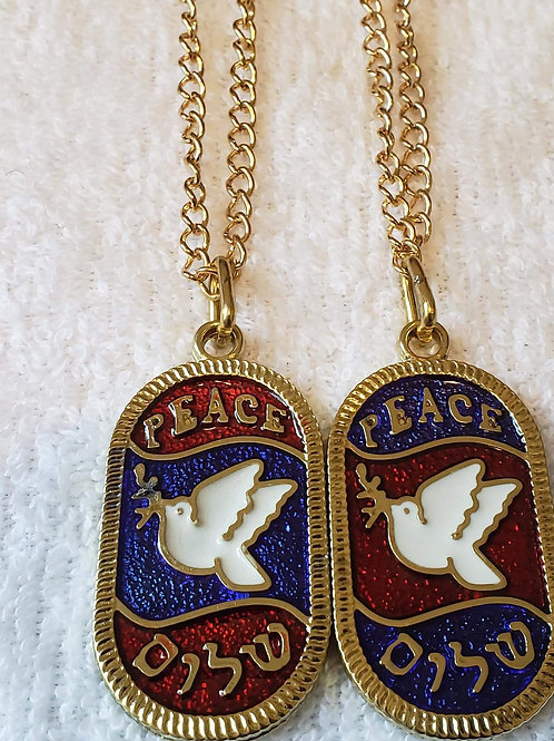 Peace Dove Chain