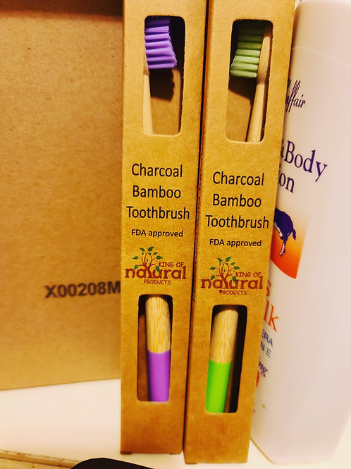 Charcoal Toothbrush