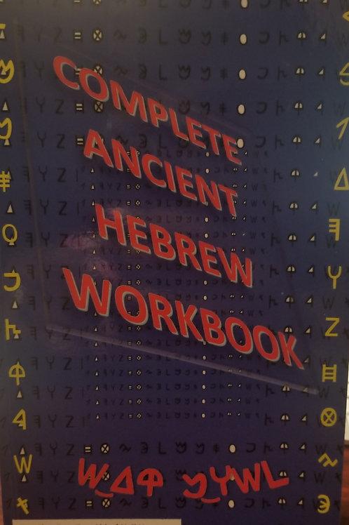 Ancient Hebrew Workbook