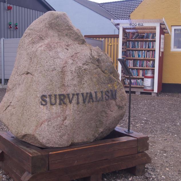 SURVIVALISM (CAPITAL LETTERS)