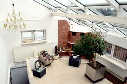 Panorama-Dach