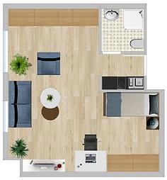 Interessantes Apartment in der schönen Kurstadt Bad Pyrmont