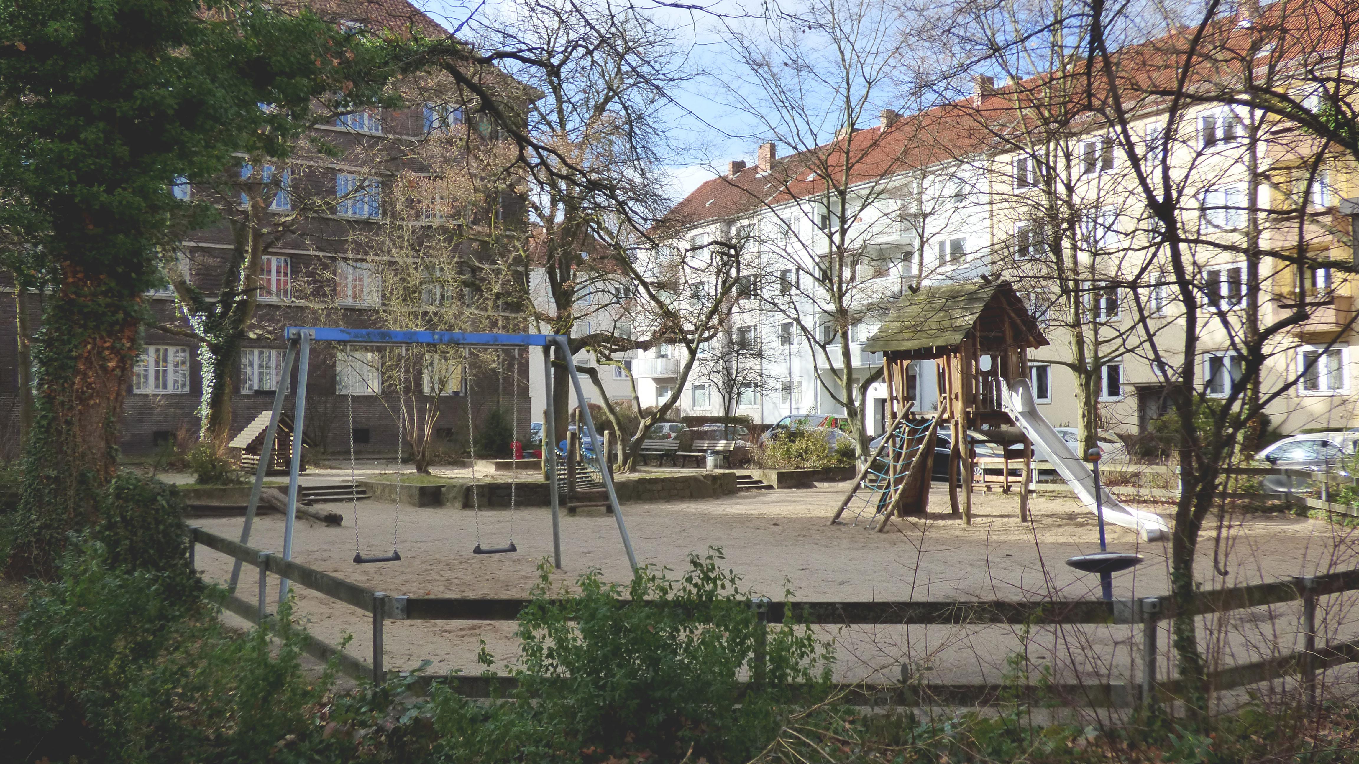 Spielplatz - Südstadt