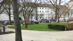 Grünfläche - Südstadt