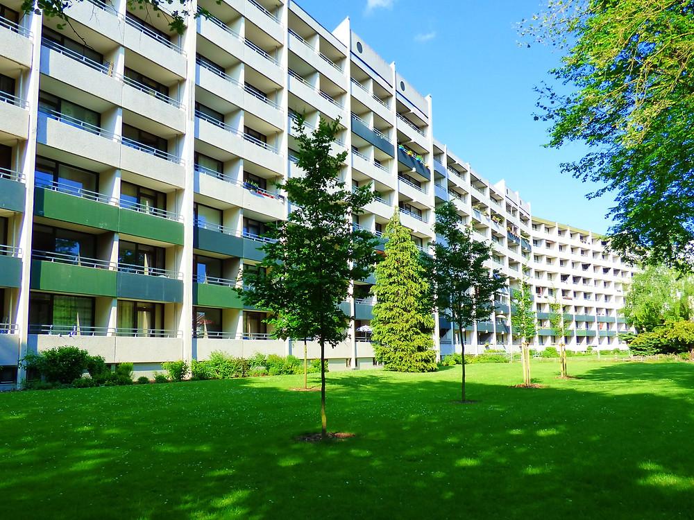 Gepflegte Wohnanlage in Hannover-Bemerode