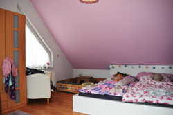 Schlafzimmer WG DG