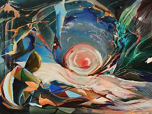 Paige Willeford artist paige hannah vargo contemporary artist modern art