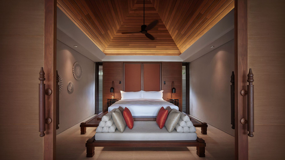 THE RITZ CARLTON, KOH SAMUI