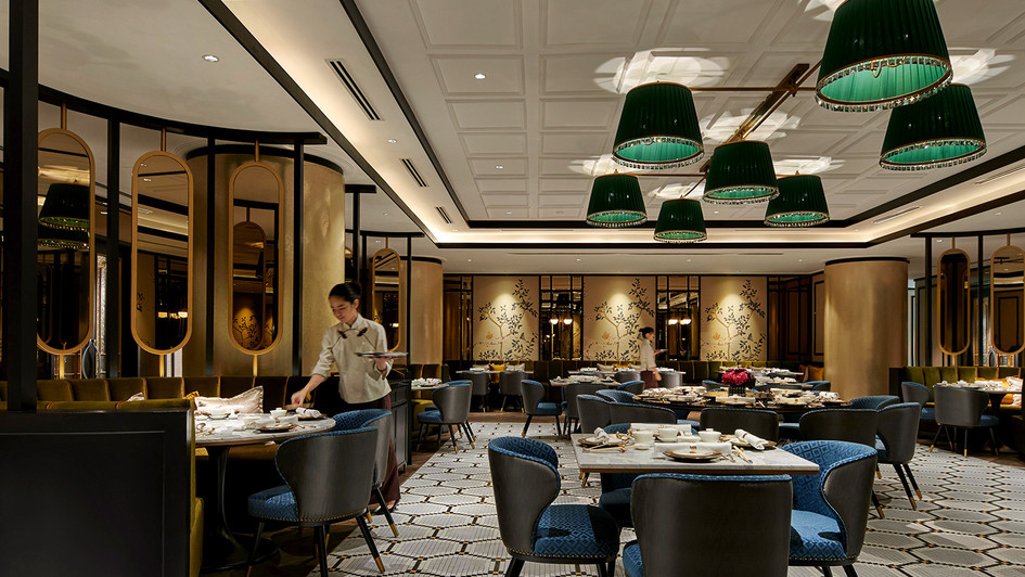LI YEN, THE RITZ CARLTON KL
