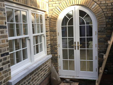 Timber Sash Windows & Doors in Stockwell, South West London