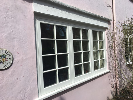 Timber Windows Installed in Muswell Hill