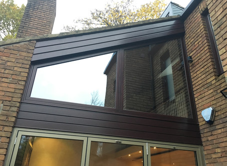 Hardwood Windows in Highgate, North London