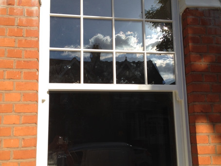 Replacement Sash Windows in North London