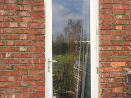 Timber Sash Windows and a Timber Entrance Door in Kilburn