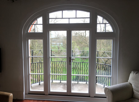 Timber Windows and Doors in Battersea, London SW11