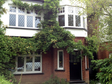 Leaded Wooden Windows and Doors in West London