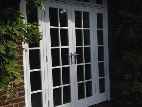 New Wooden Windows & Doors in Cuffley