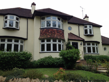 Timber Windows in North London