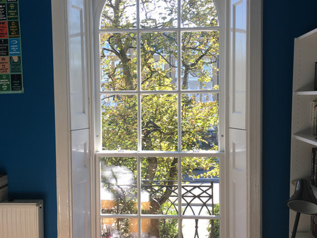 Timber Windows and Doors for a Grade Listed Building in East London