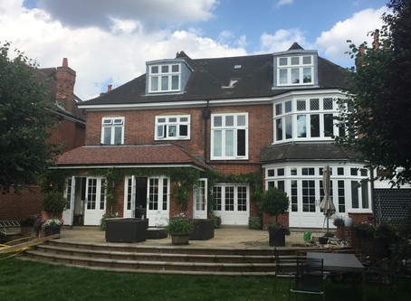 Timber Casement Windows and door-sets in Blackheath, SE London