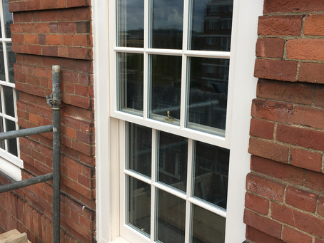 Timber Sash and Casement Windows in Chelsea, London