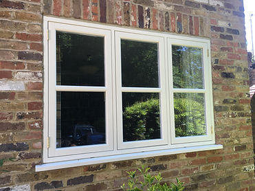 Timber windows, timber casement windows, timber windows london, hardwood windows