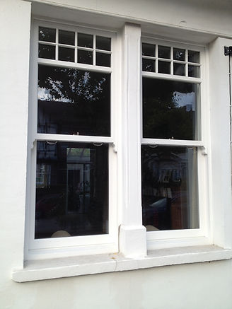 wooden sash windows, traditional sliding sash windows and doors, timber windows london, hardwood sash windows