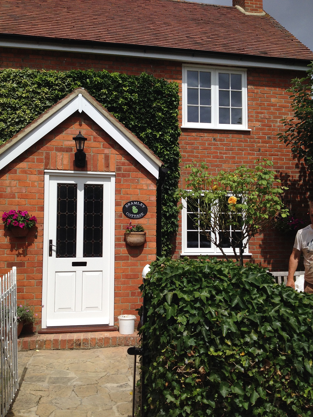 Cottage Style Wooden Windows And Doors