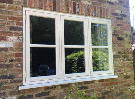Flush Casement Timber Windows & Doors in Burnham, Slough.