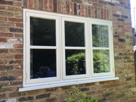 Flush Casement Timber Windows & Doors in Burnham, Slough.
