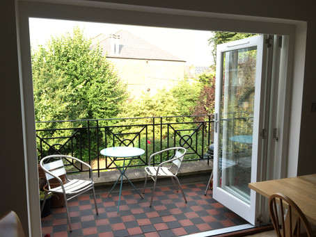 Timber Bi-folding Doors in Crouch End, North London