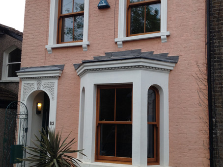 Replacement Sliding Sash Windows in East London