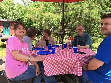 Volunteer day lunch 5_2019