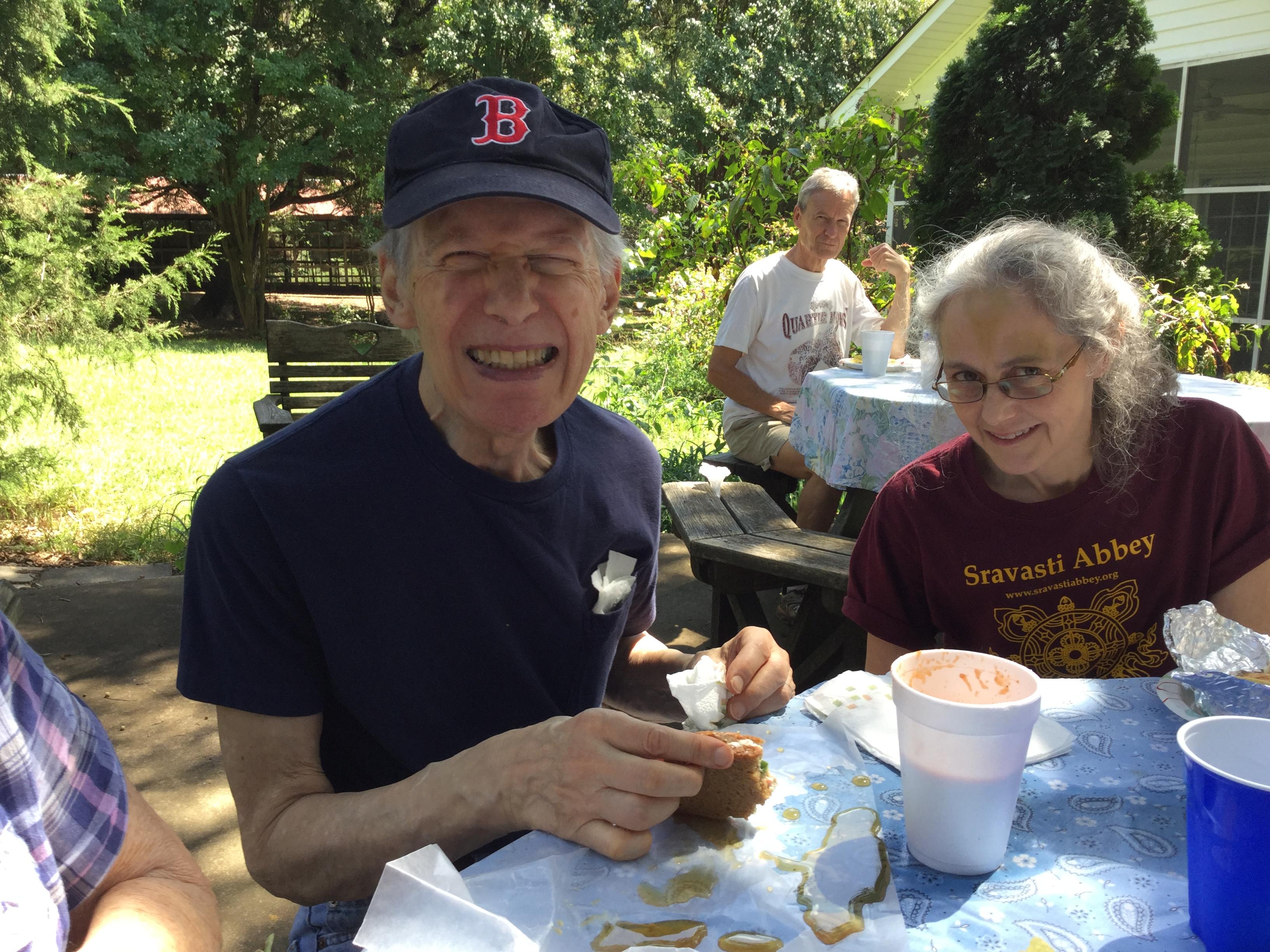 Jim & Suzanne