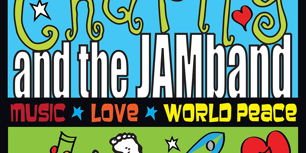 Charity & the JAMband Family Concert!