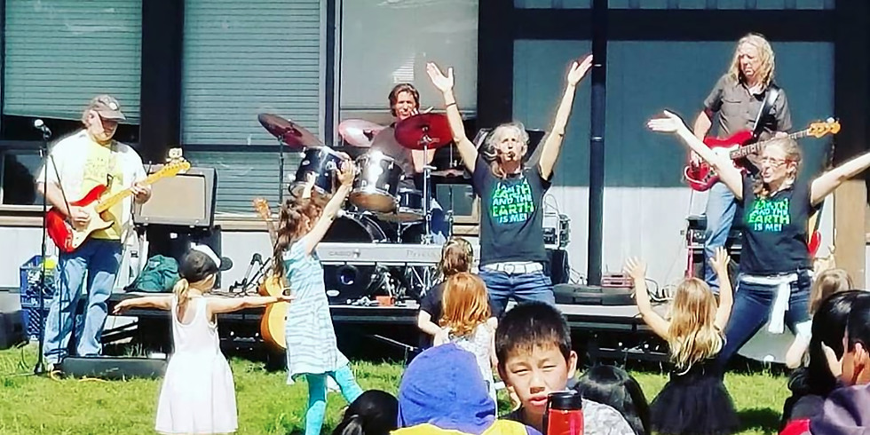 Family Concert with Charity and the JAMband