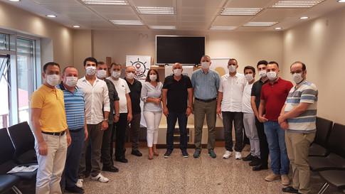 Trabzon İş Mevzuatı Eğitimi 1.Program