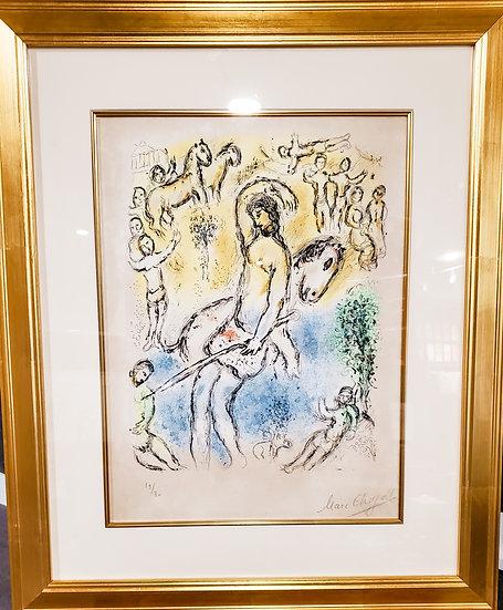 Marc Chagall- I Am Ulysses