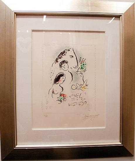 Marc Chagall- Mariage