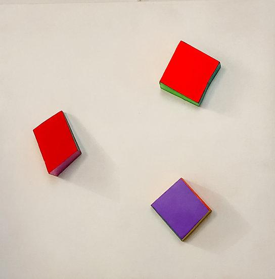 Ron Agam- 3 Squares