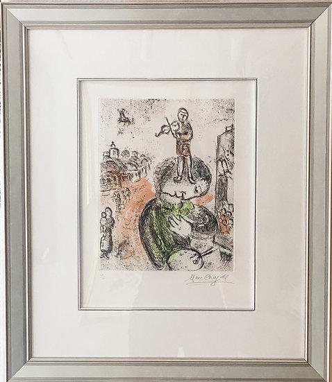Marc Chagall- The Artist