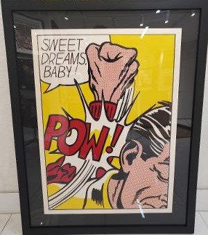 Roy Lichtenstein- POW