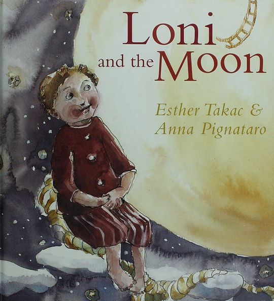 Loni and the Moon