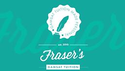 Fraser's GAMSAT Tuition