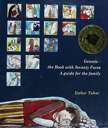 Genesis The Book of Seventy Faces
